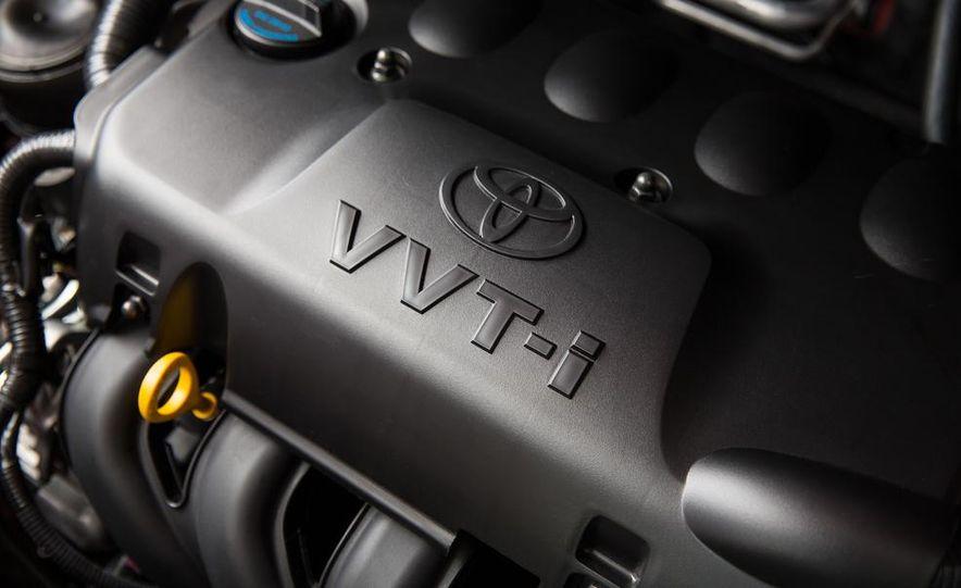 2015 Toyota Yaris SE - Slide 59
