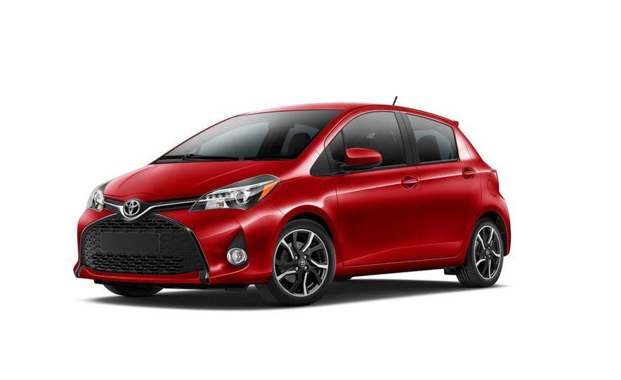 2015 Toyota Yaris SE - Slide 60