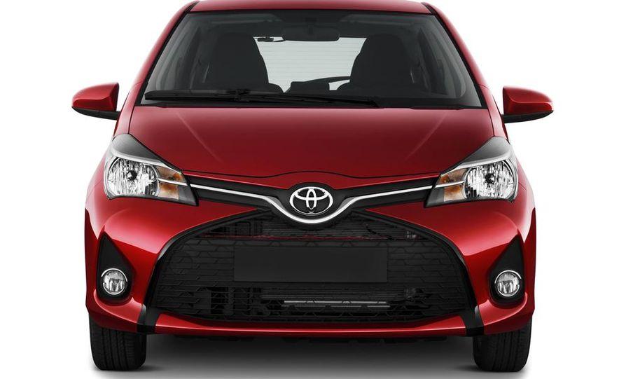 2015 Toyota Yaris SE - Slide 62