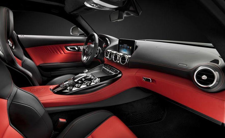 2016 Mercedes-AMG GT - Slide 67