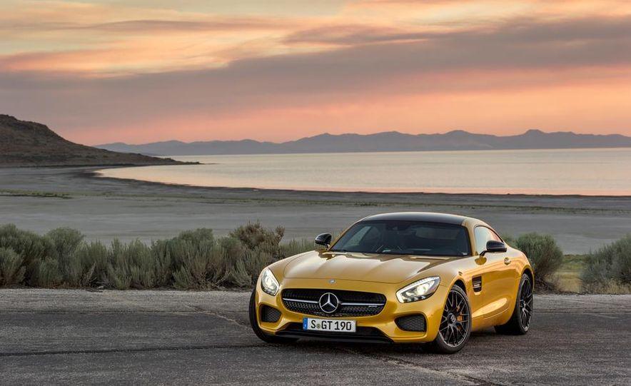 2016 Mercedes-AMG GT - Slide 31