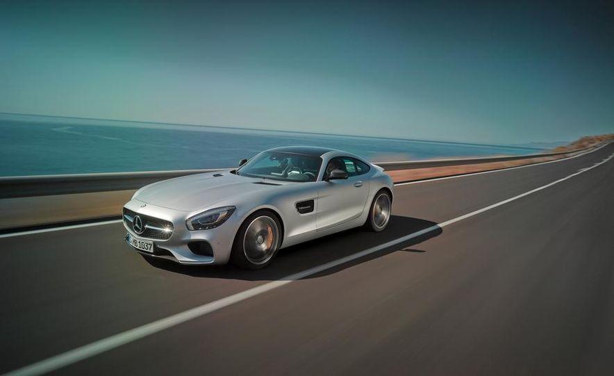 2016 Mercedes-AMG GT - Slide 46