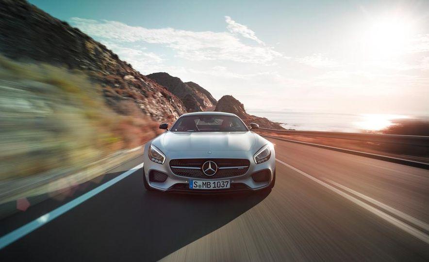 2016 Mercedes-AMG GT - Slide 48