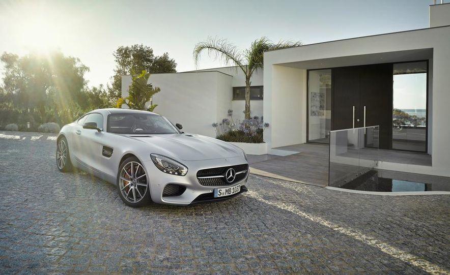 2016 Mercedes-AMG GT - Slide 52