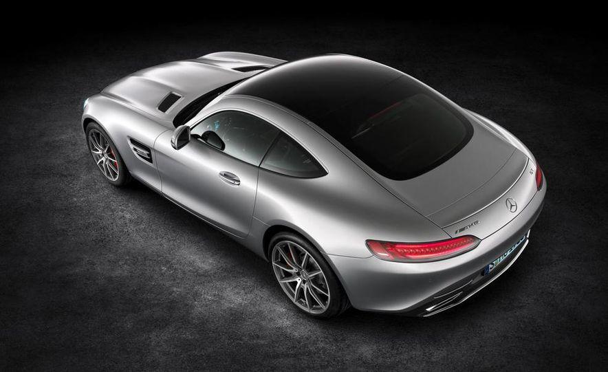 2016 Mercedes-AMG GT - Slide 64