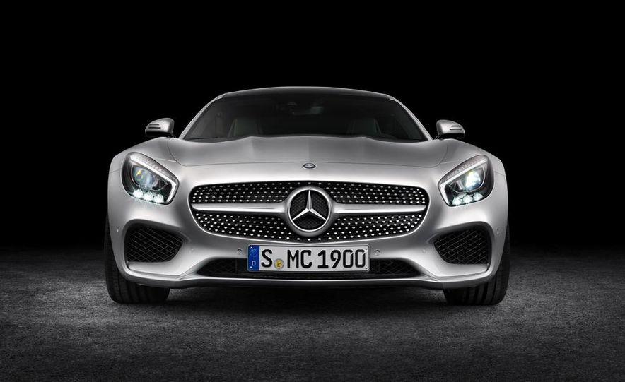 2016 Mercedes-AMG GT - Slide 65