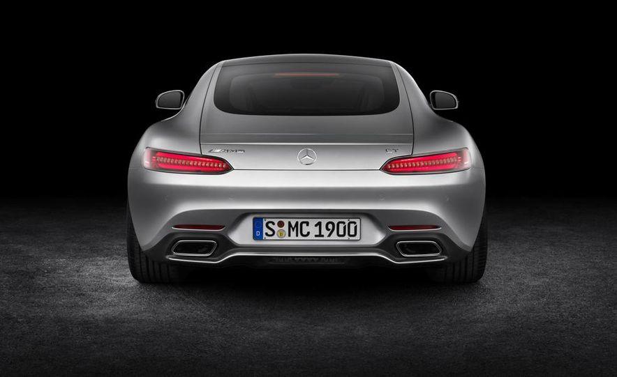 2016 Mercedes-AMG GT - Slide 66