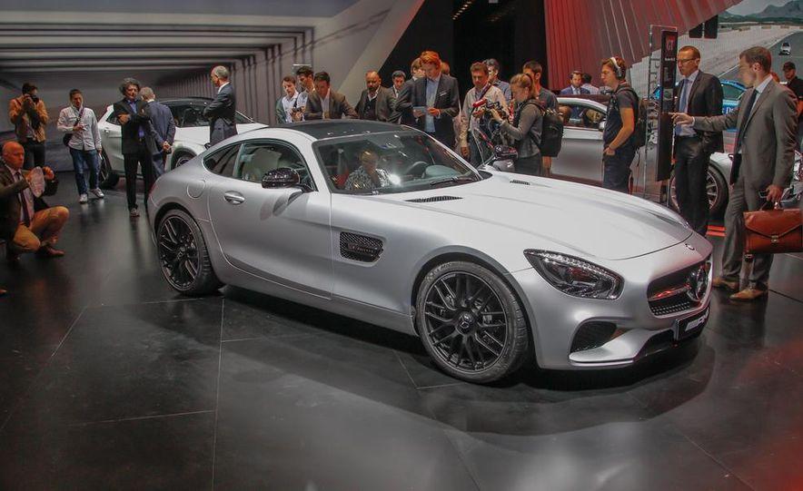 2016 Mercedes-AMG GT - Slide 1