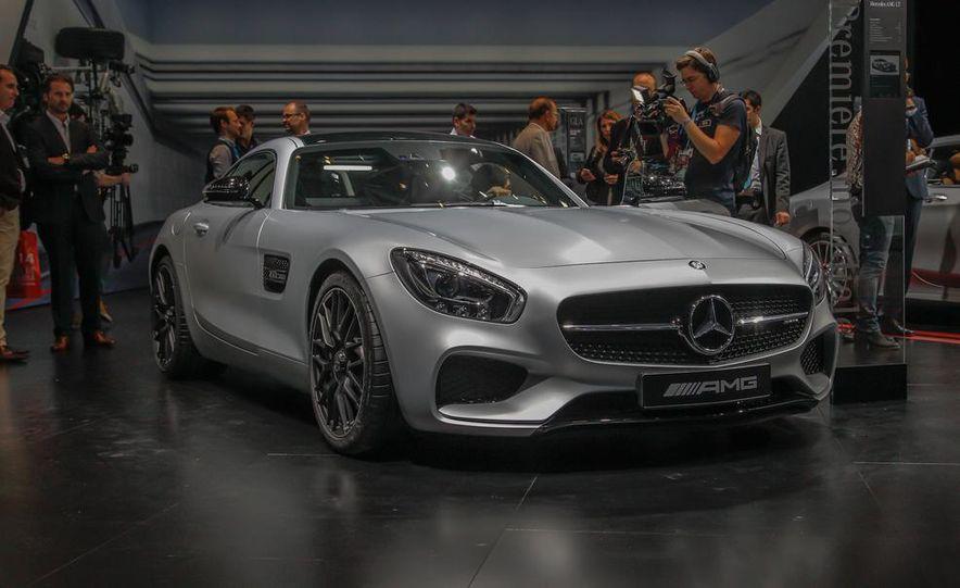 2016 Mercedes-AMG GT - Slide 4