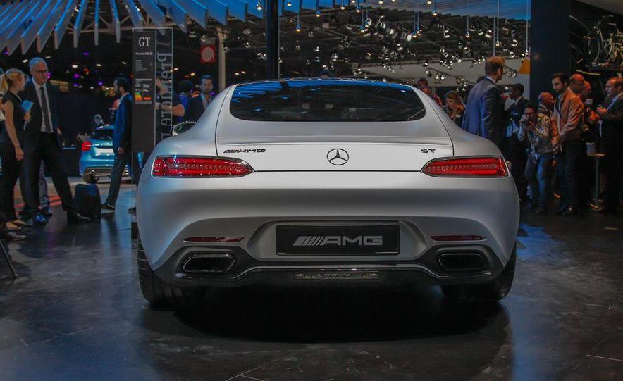 2016 Mercedes-AMG GT - Slide 17