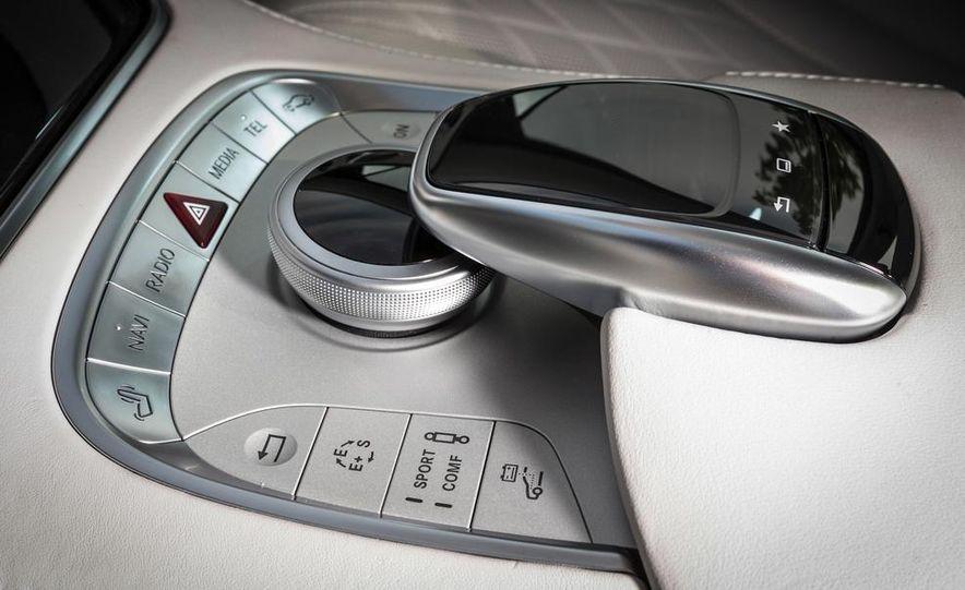 2015 Mercedes-Benz S550 plug-in hybrid - Slide 43
