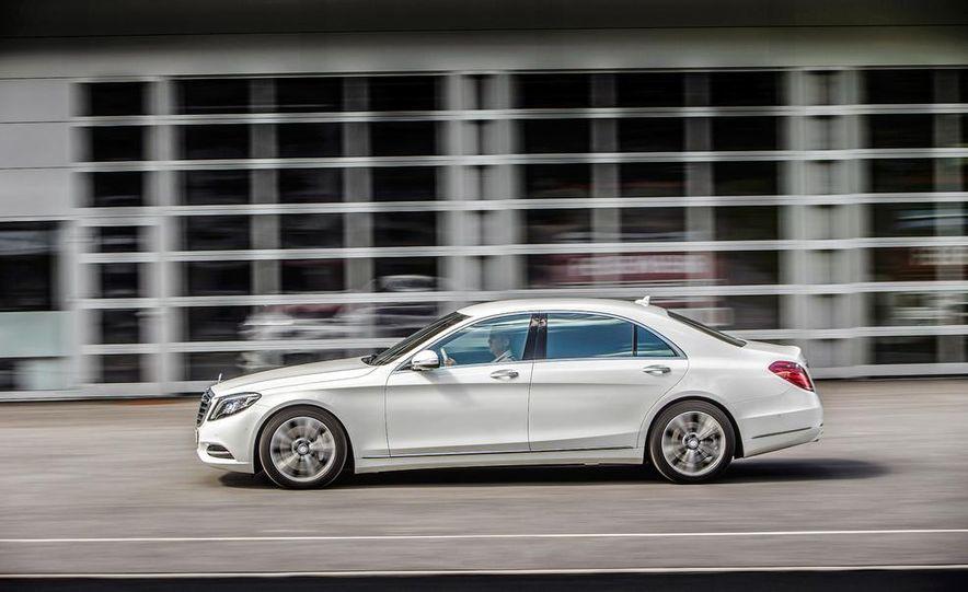 2015 Mercedes-Benz S550 plug-in hybrid - Slide 4