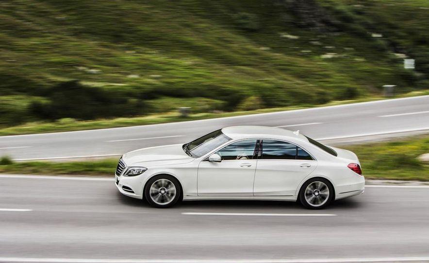 2015 Mercedes-Benz S550 plug-in hybrid - Slide 5