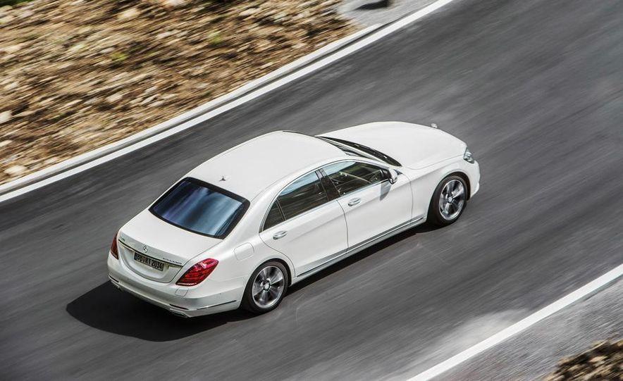 2015 Mercedes-Benz S550 plug-in hybrid - Slide 6