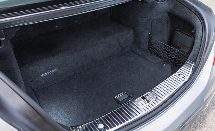2015 Mercedes-Benz S550 plug-in hybrid - Slide 45