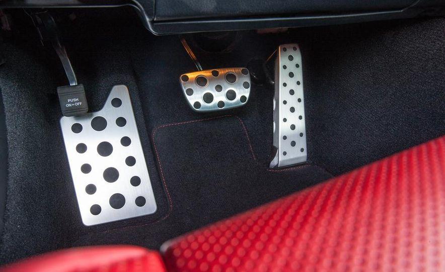 2015 Lexus RC F - Slide 50