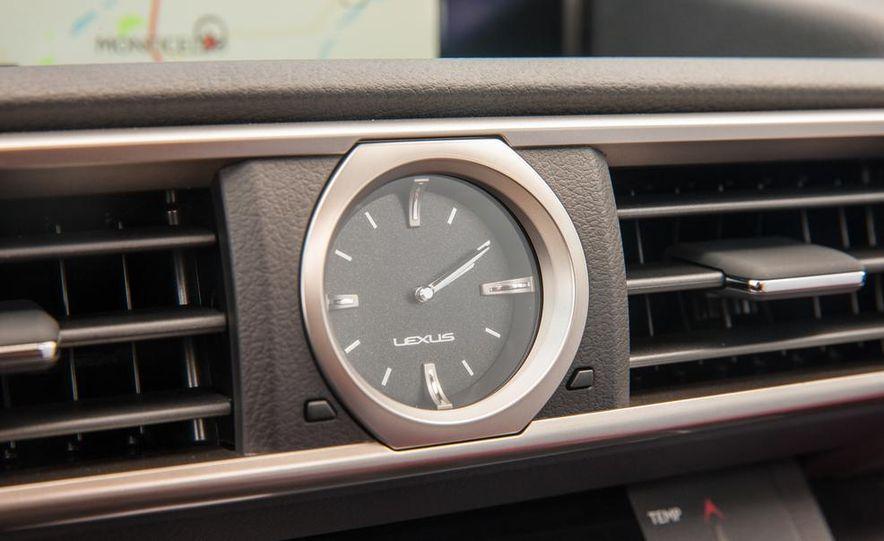 2015 Lexus RC F - Slide 55
