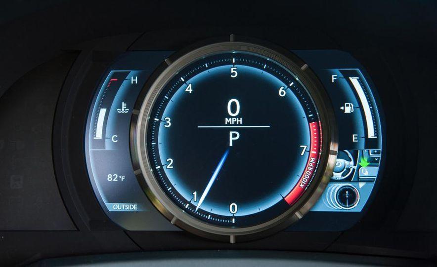 2015 Lexus RC F - Slide 59
