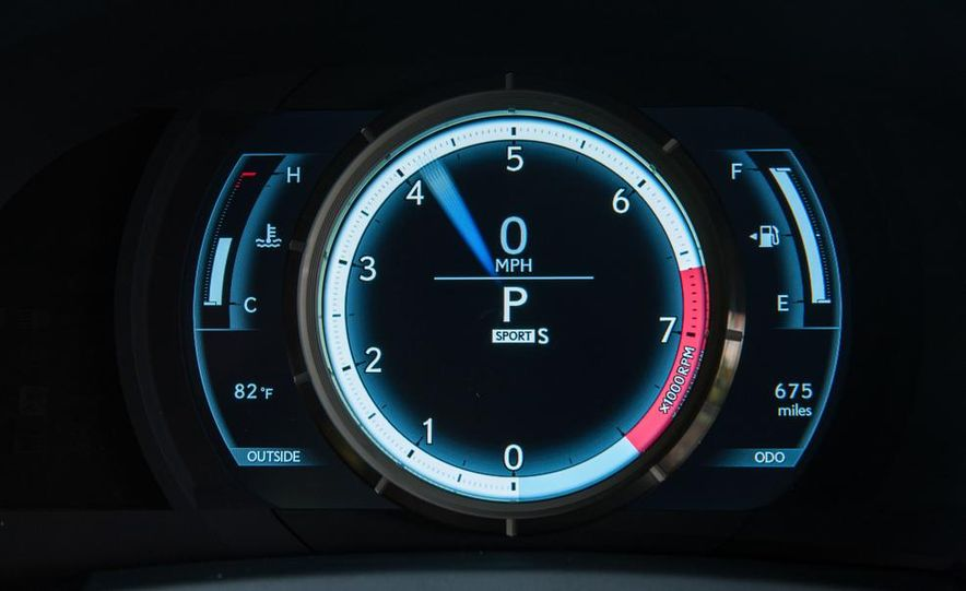 2015 Lexus RC F - Slide 60