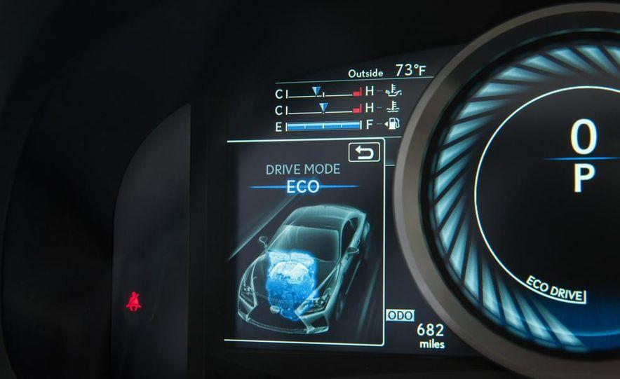 2015 Lexus RC F - Slide 66