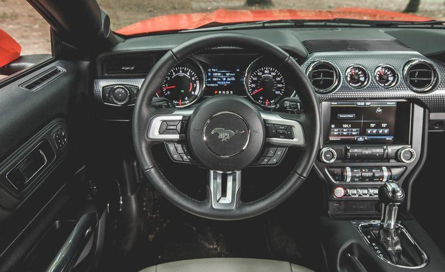 2015 Ford Mustang 2.3L EcoBoost - Slide 16
