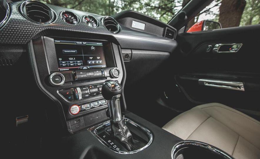 2015 Ford Mustang 2.3L EcoBoost - Slide 20