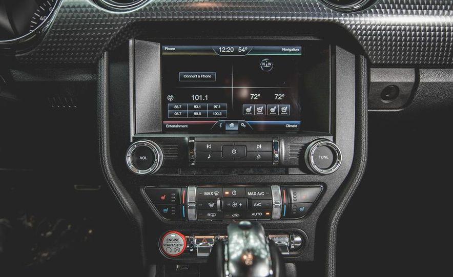 2015 Ford Mustang 2.3L EcoBoost - Slide 21
