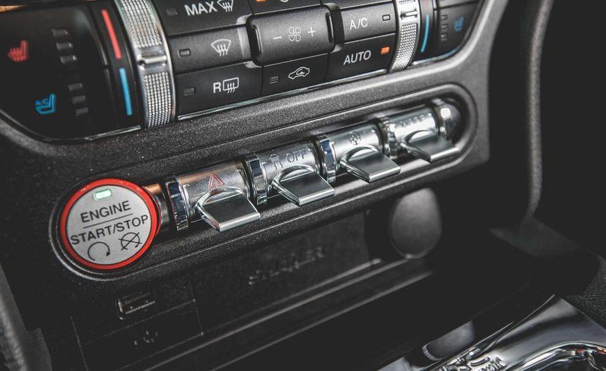 2015 Ford Mustang 2.3L EcoBoost - Slide 23