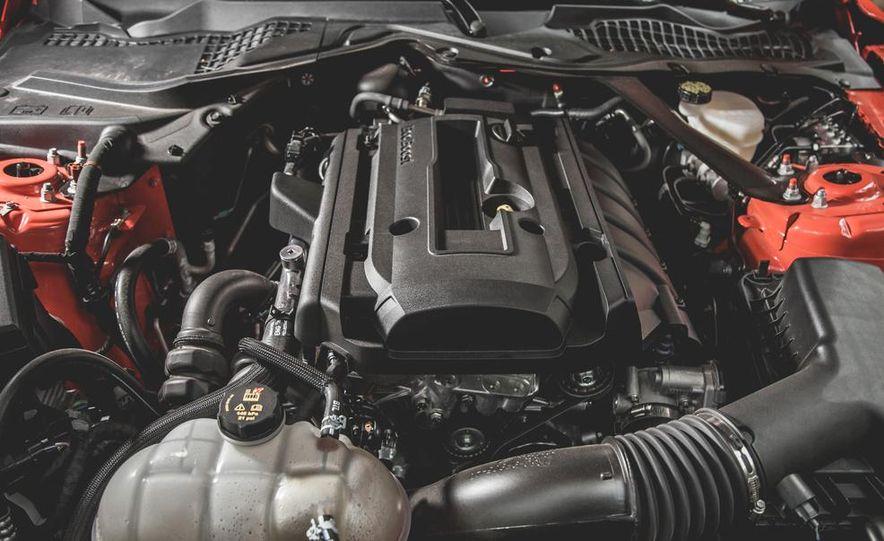 2015 Ford Mustang 2.3L EcoBoost - Slide 31