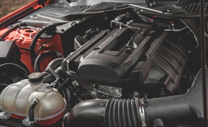 2015 Ford Mustang 2.3L EcoBoost - Slide 32