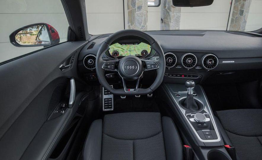 2016 Audi TT - Slide 26