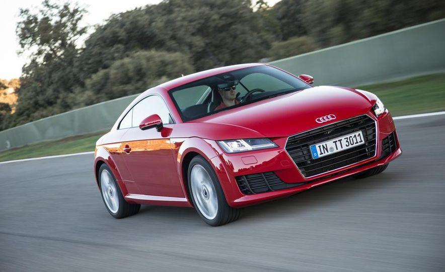 2016 Audi TT - Slide 9