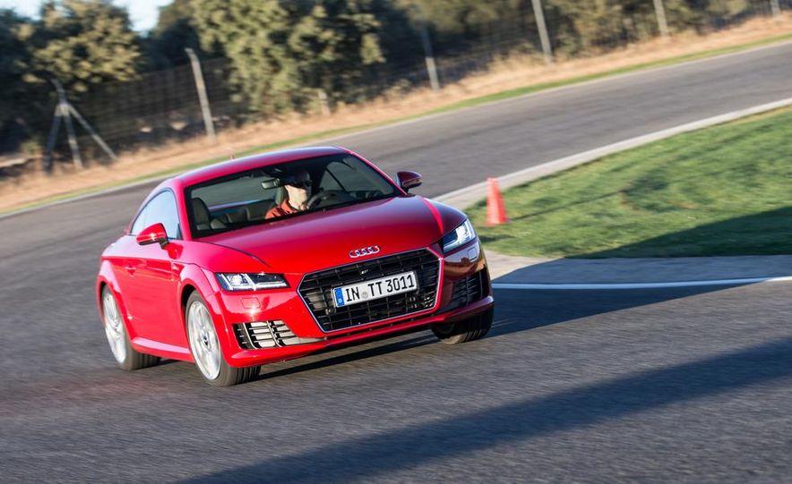 2016 Audi TT - Slide 21