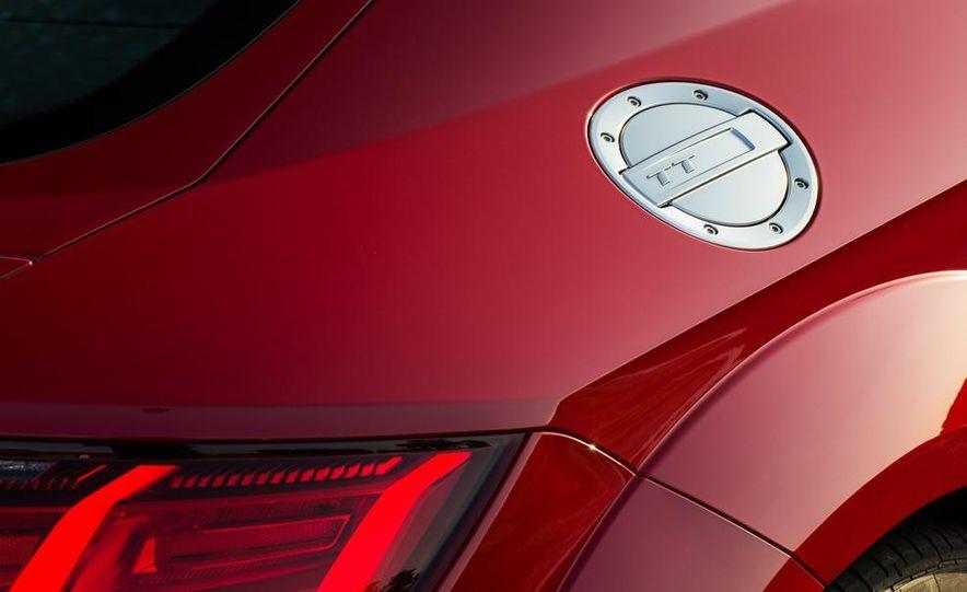 2016 Audi TT - Slide 25