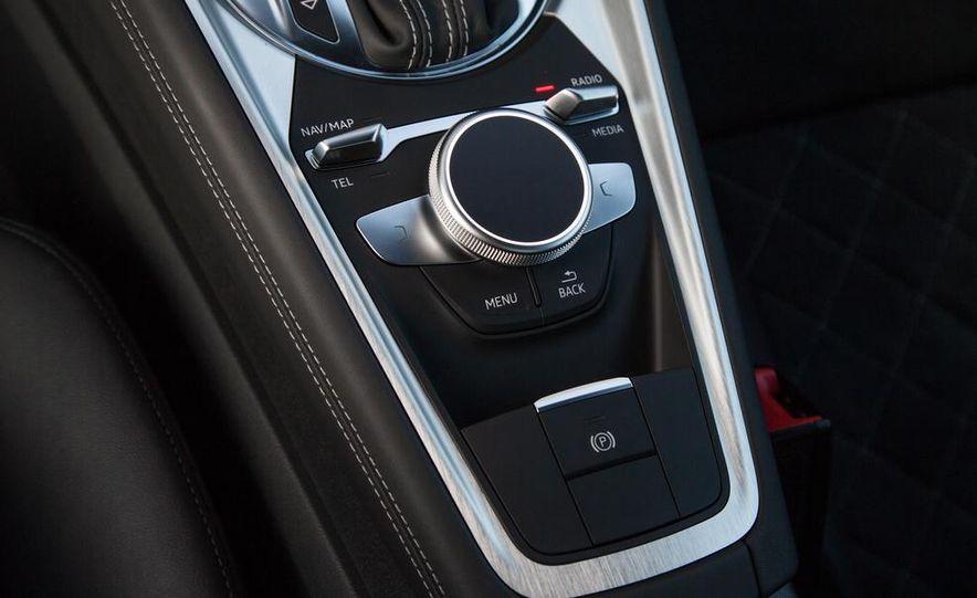 2016 Audi TTS - Slide 41