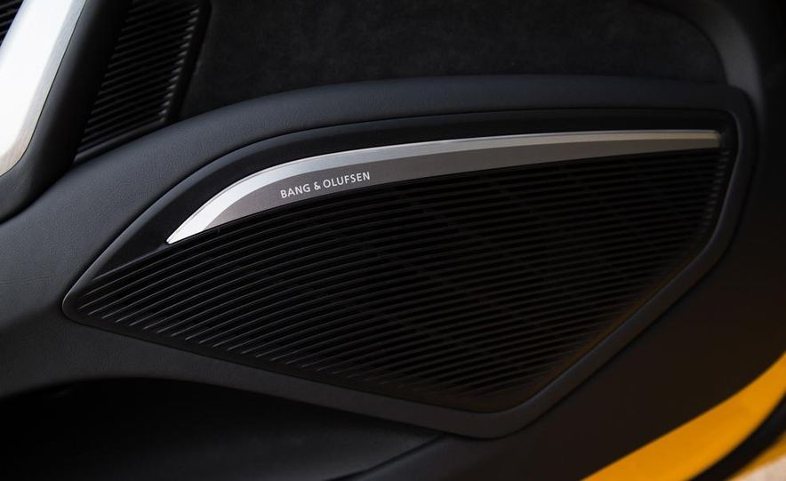 2016 Audi TTS - Slide 43