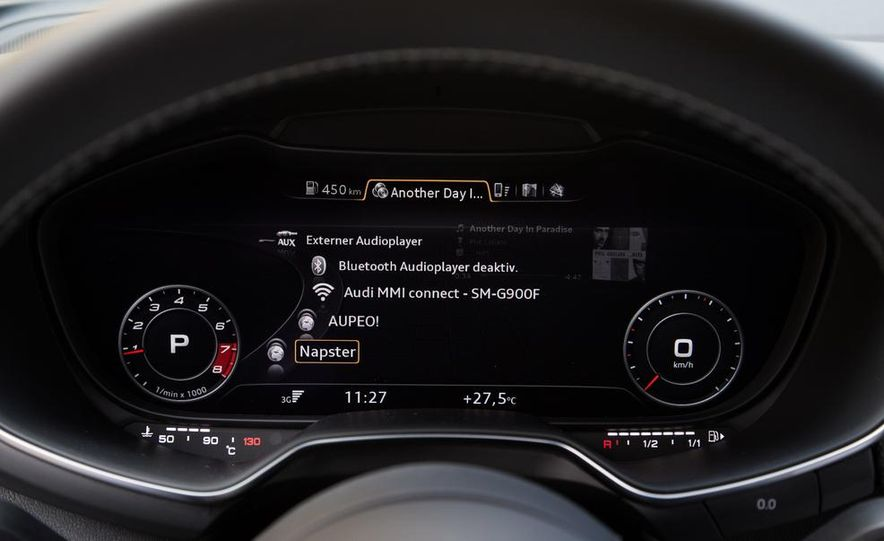 2016 Audi TTS - Slide 48