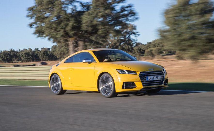 2016 Audi TTS - Slide 6
