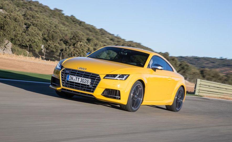 2016 Audi TTS - Slide 11