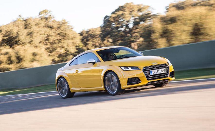 2016 Audi TTS - Slide 14