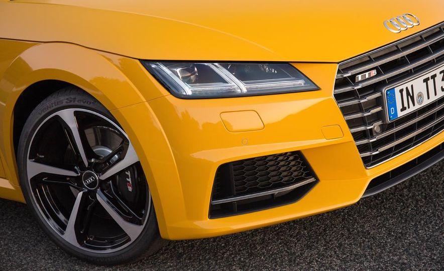 2016 Audi TTS - Slide 29