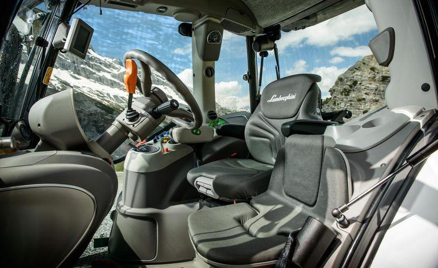 Lamborghini Nitro tractor - Slide 65