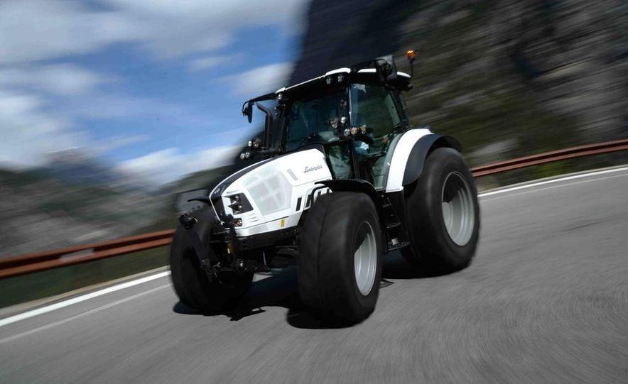 Lamborghini Nitro tractor - Slide 1