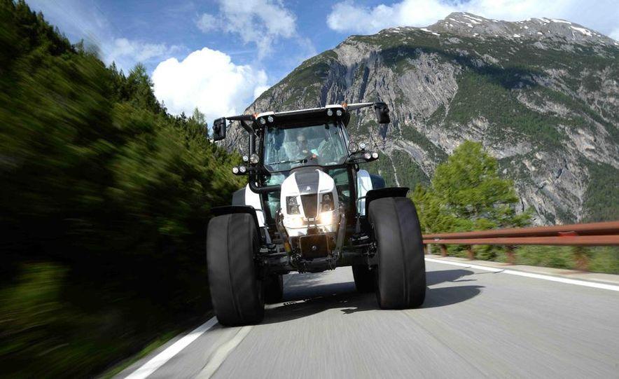 Lamborghini Nitro tractor - Slide 2
