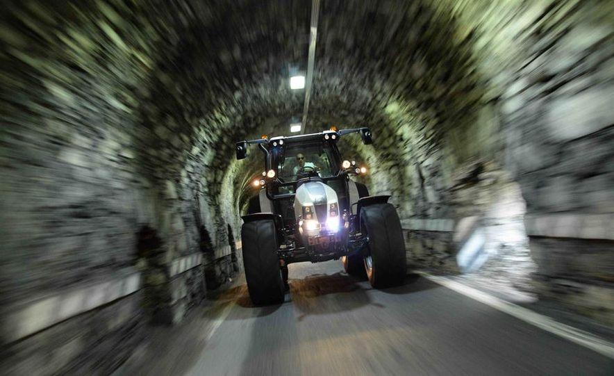 Lamborghini Nitro tractor - Slide 6