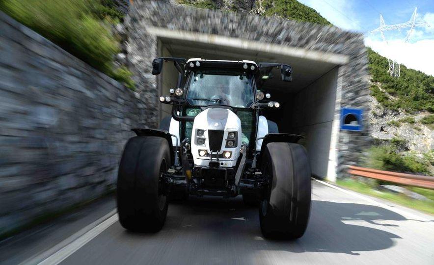 Lamborghini Nitro tractor - Slide 7