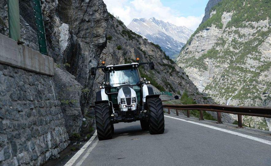 Lamborghini Nitro tractor - Slide 8