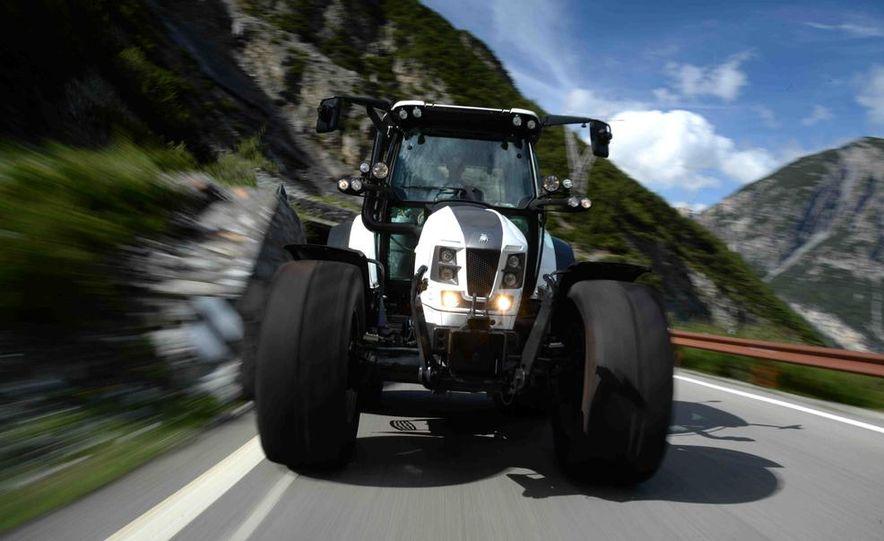 Lamborghini Nitro tractor - Slide 9
