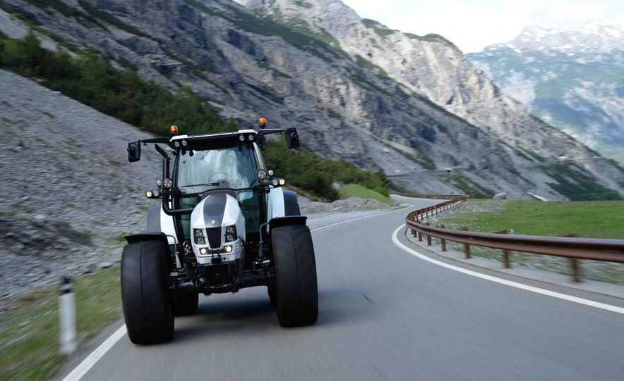 Lamborghini Nitro tractor - Slide 10