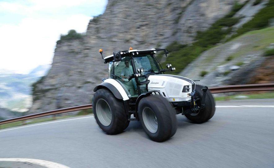 Lamborghini Nitro tractor - Slide 11